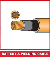 Battery & Welding Cable